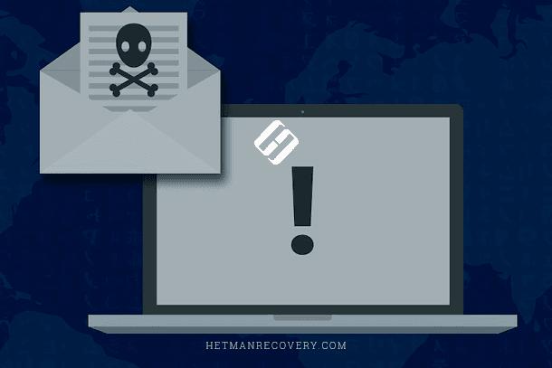 Как вирус заражает компьютерные устройства пользователей и удаляет данные