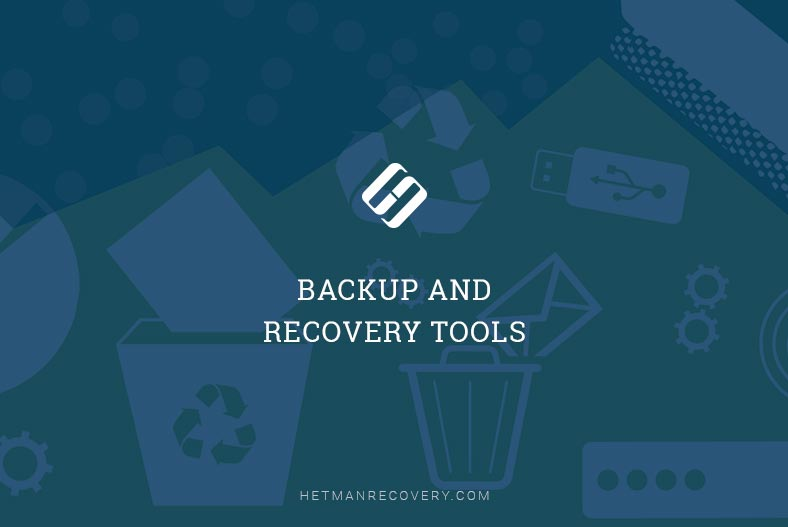 Backup and Recovery Options in Windows 10