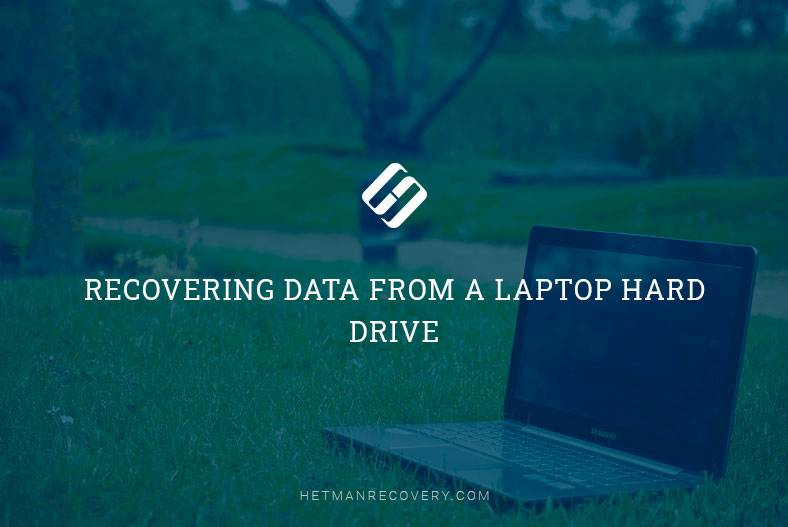 Recovering Data from a Laptop Hard Drive