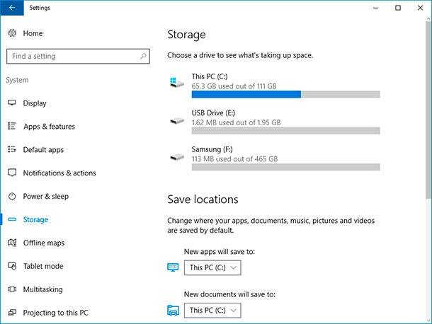 How to Clean Drive C From Unecessary Files in Windows 10