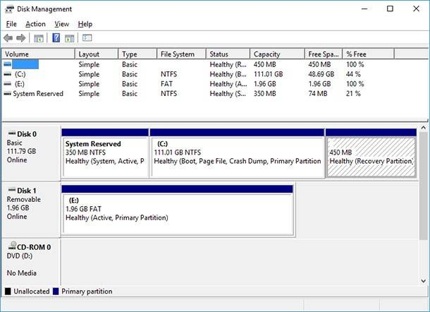 What Should I Do If Windows Doesn't See The Second Hard Disk?