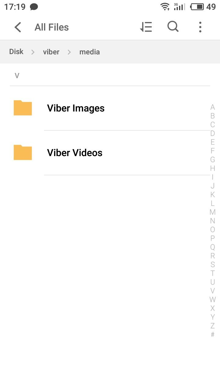 How to Recover Message History, Contacts and Viber Files on