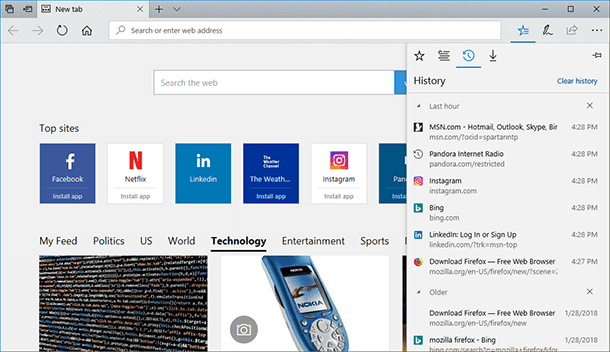 How to View and Clear Any Browsing History on a Windows PC?