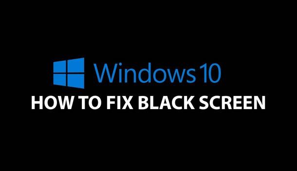 Windows 10 for Dummies: Why Black Screen Appears and How to Solve the Problem