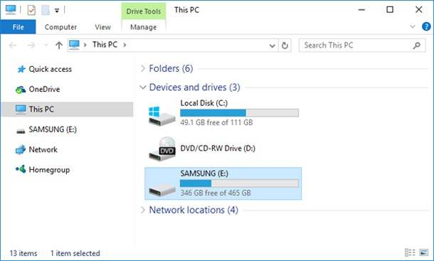 Restoring a Laptop's Factory Settings