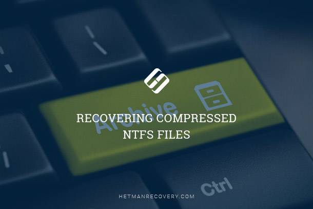 Compressed NTFS Files