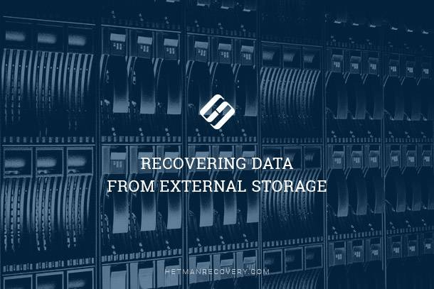 External Storage Systems
