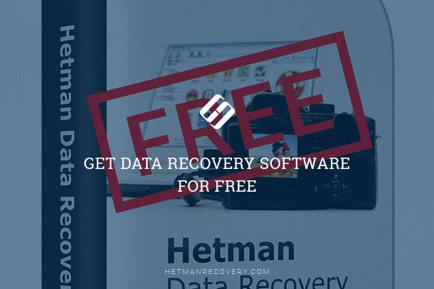 Hetman Data Recovery Pack Giveaway