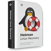 Hetman Linux Recovery: Small box