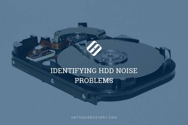 Identifying HDD Noise Problems