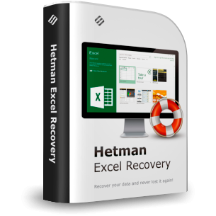 Hetman Excel Recovery: Big Box