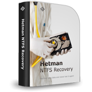 Hetman NTFS Recovery: Small Box