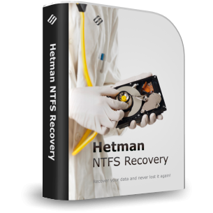 Hetman NTFS Recovery: Big Box