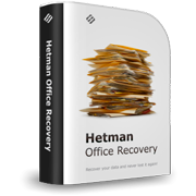 Hetman Office Recovery: Small Box