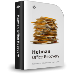 Hetman Office Recovery: Big Box
