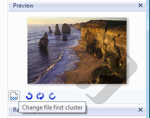 Hetman NTFS Recovery: Image Preview