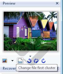 Hetman Uneraser: Button Beginning of The File