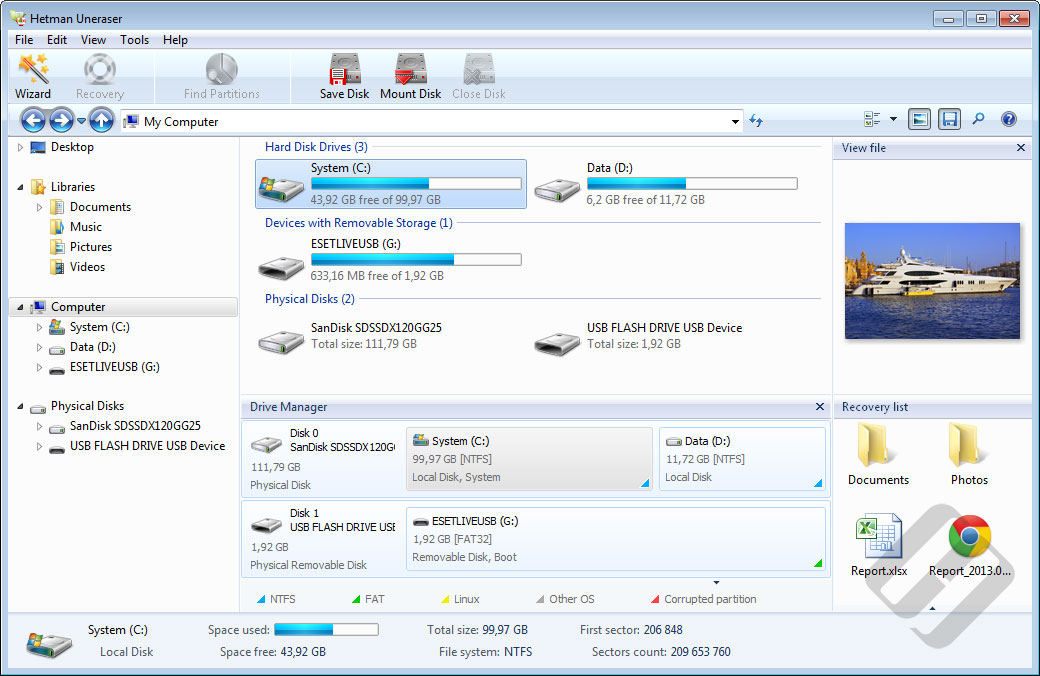 Windows File Recovery Software