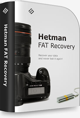 Purchase license key to register Hetman FAT Recovery™ 3.8