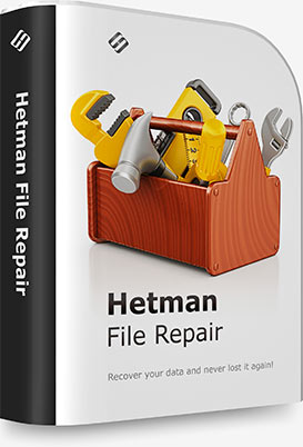 Purchase license key to register Hetman File Repair™ 1.1