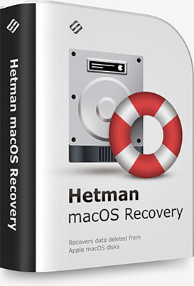 Purchase license key to register Hetman macOS Recovery™ 1.5