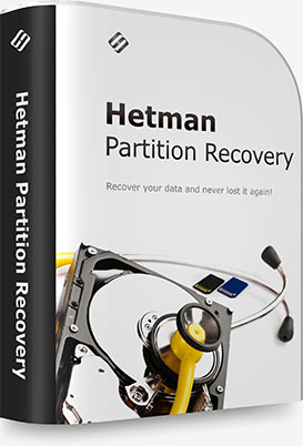 Purchase license key to register Hetman Partition Recovery™ 3.8